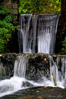 cascade de Vieux reng ..