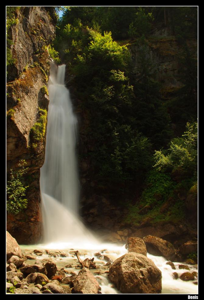 ...Cascade du Dard (2)...