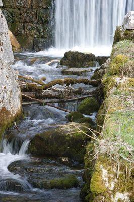 cascade du herrisson