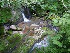 "Cascade du ""Moulin d'Aval"",non loin de ST.CLAUDE (Jura) - France -"