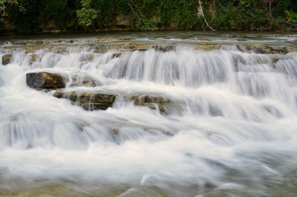 Cascade Gervanne