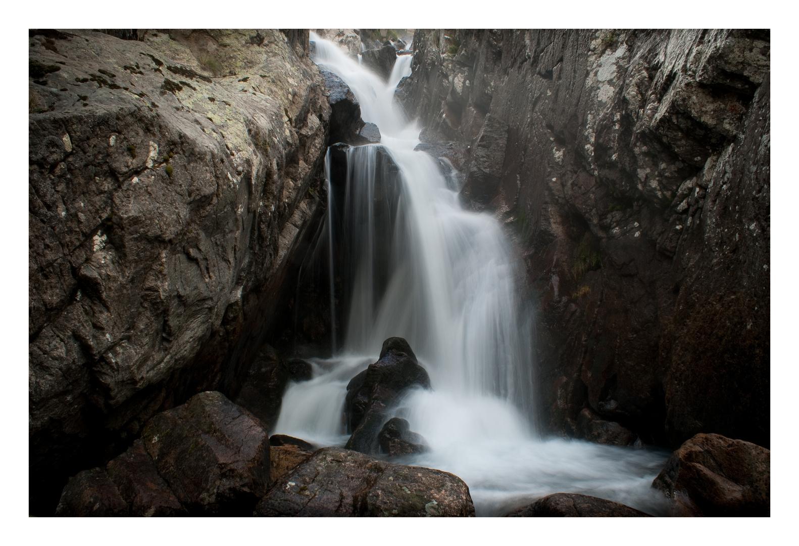 Cascade - Mercantour - Vallee des merveilles 2009