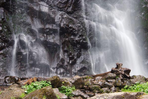 cascade mont dore