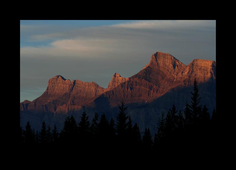 Cascade Mountain, Banff National Park, AB