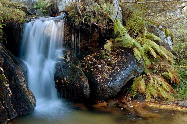 cascade pyrénéenne