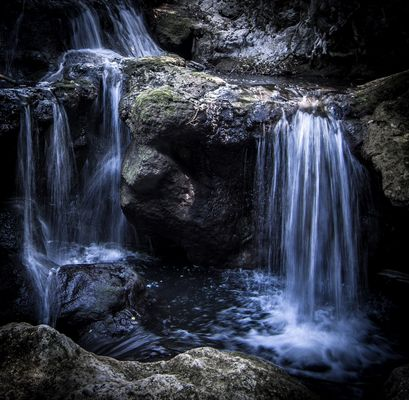 Cascades de Caramy