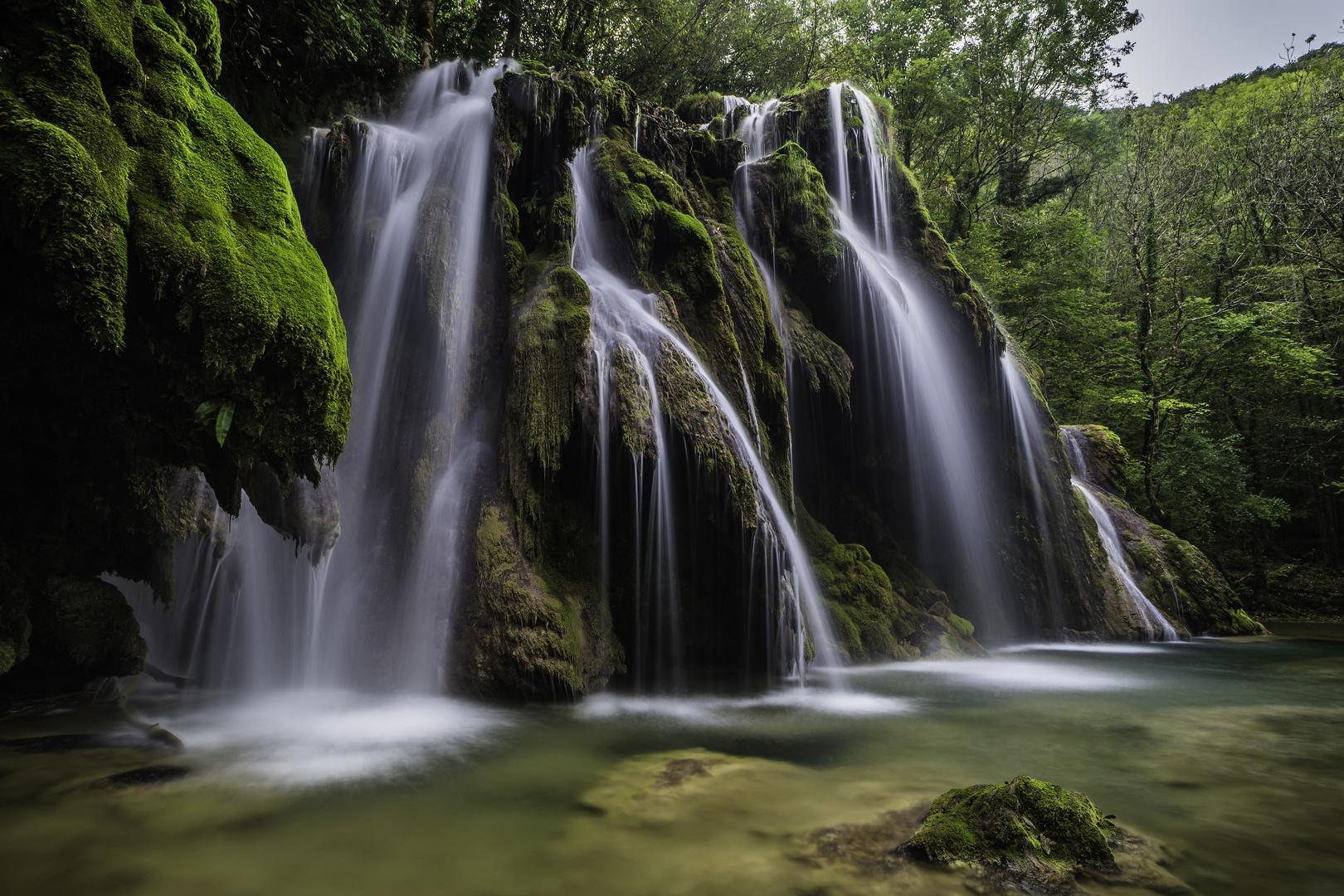 Cascades des Tufs - II