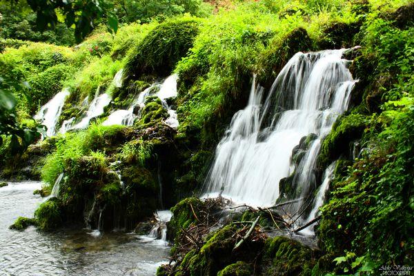 Cascades Enchanteresses