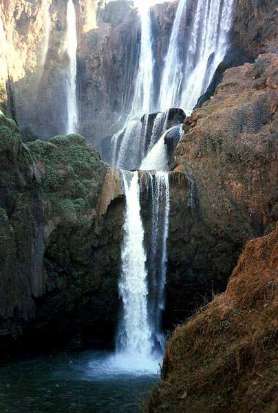 Cascata - Marocco