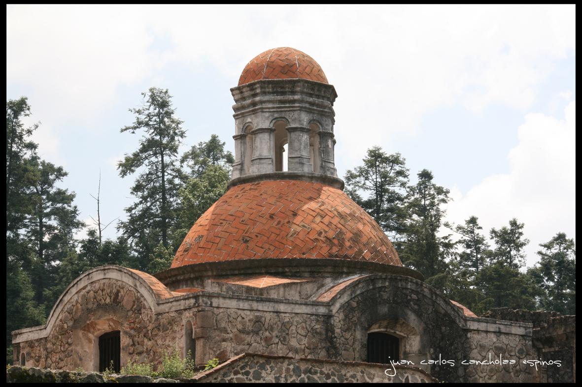 Casco del Monasterio