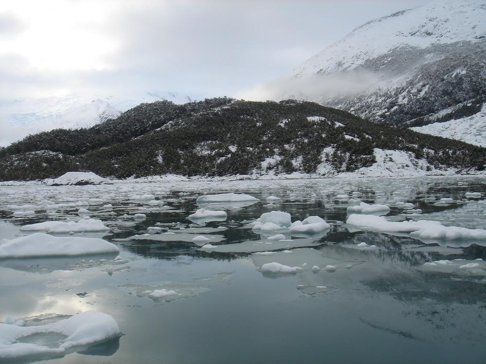 Cascotes de hielo