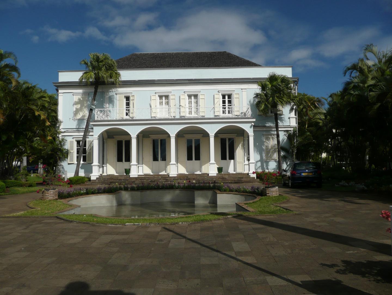 Case de la Réunion