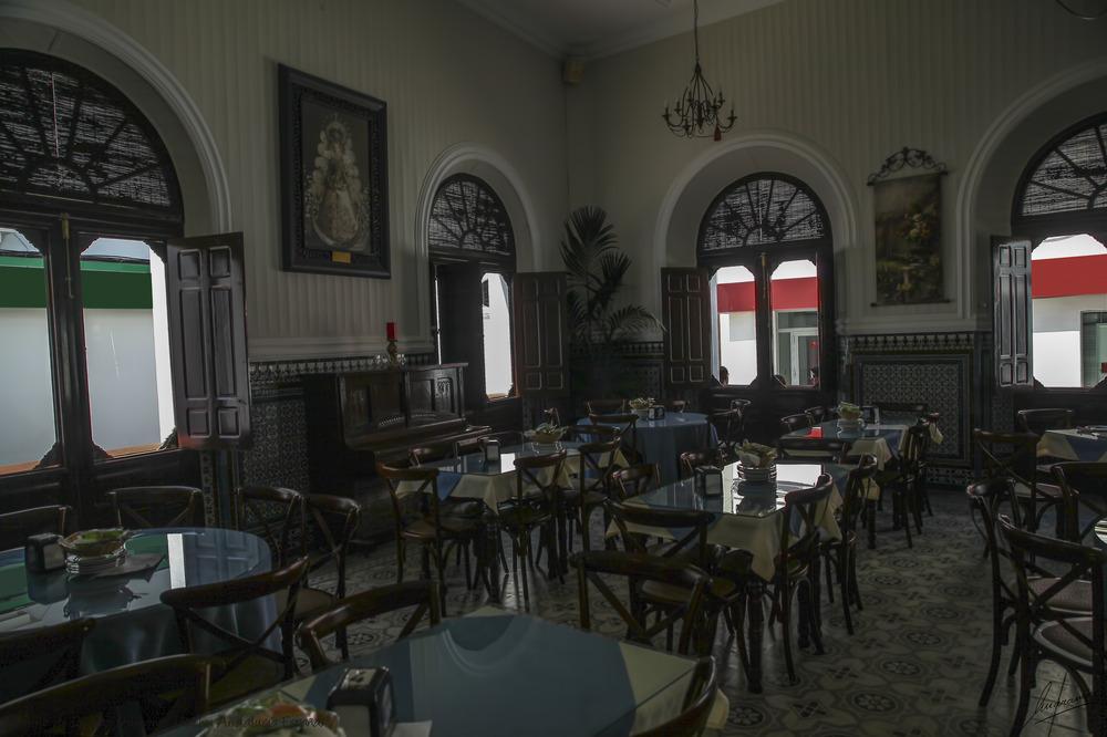 Casino de La Paz (Almonte Huelva Andalucía España)