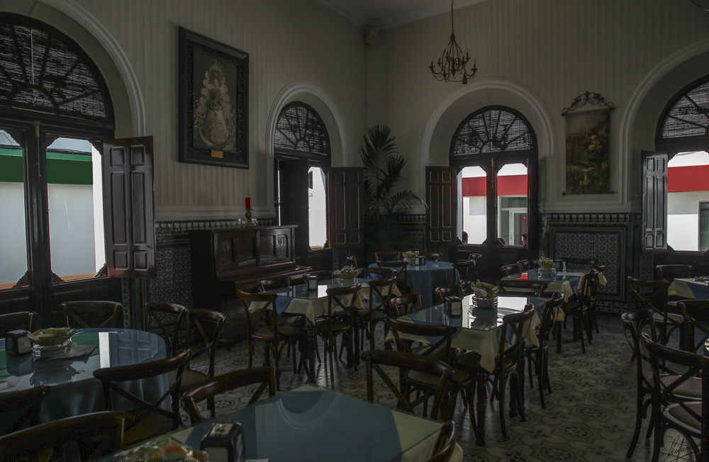 Casino de La Paz RCF (Almonte Huelva Andalucía España)