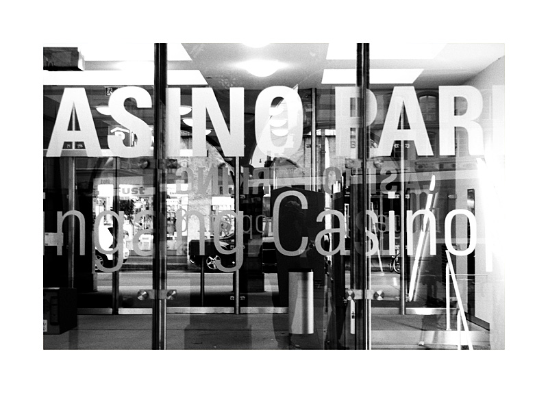 casino parking