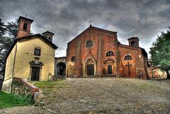 Cassine: chiesa di San Francesco