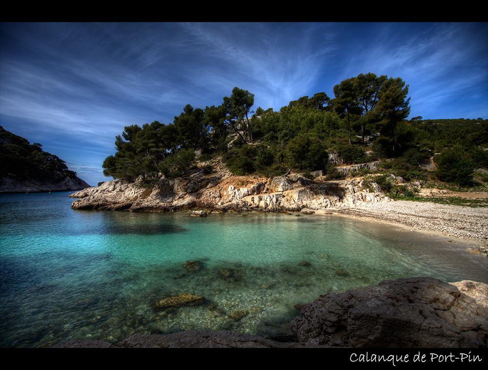 Cassis la calanque de port pin photo et image paysages for Agence de paysage marseille