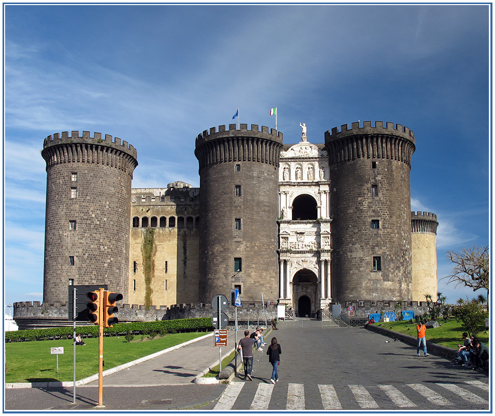Castel Nuovo - Neapel