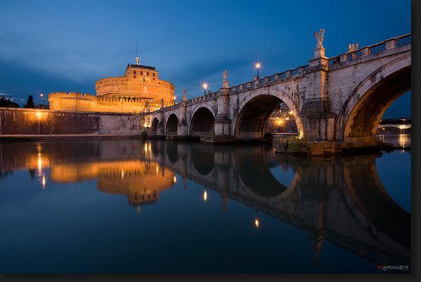 Castel Sant'Angelo - Engelsburg