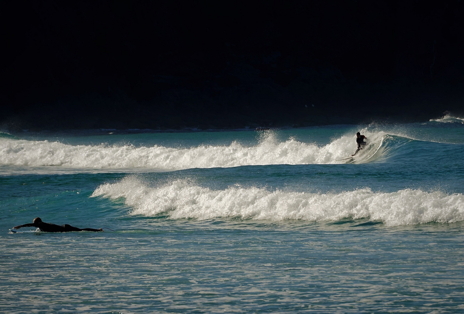 castelejo 9 - on the wave!