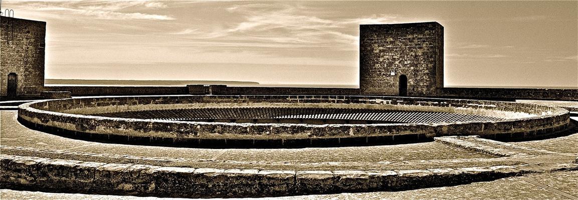 Castell de Bellver.