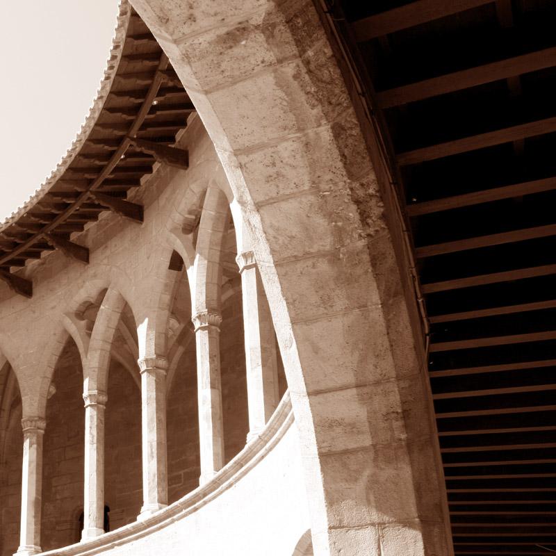 Castell de Bellver von Katie H.