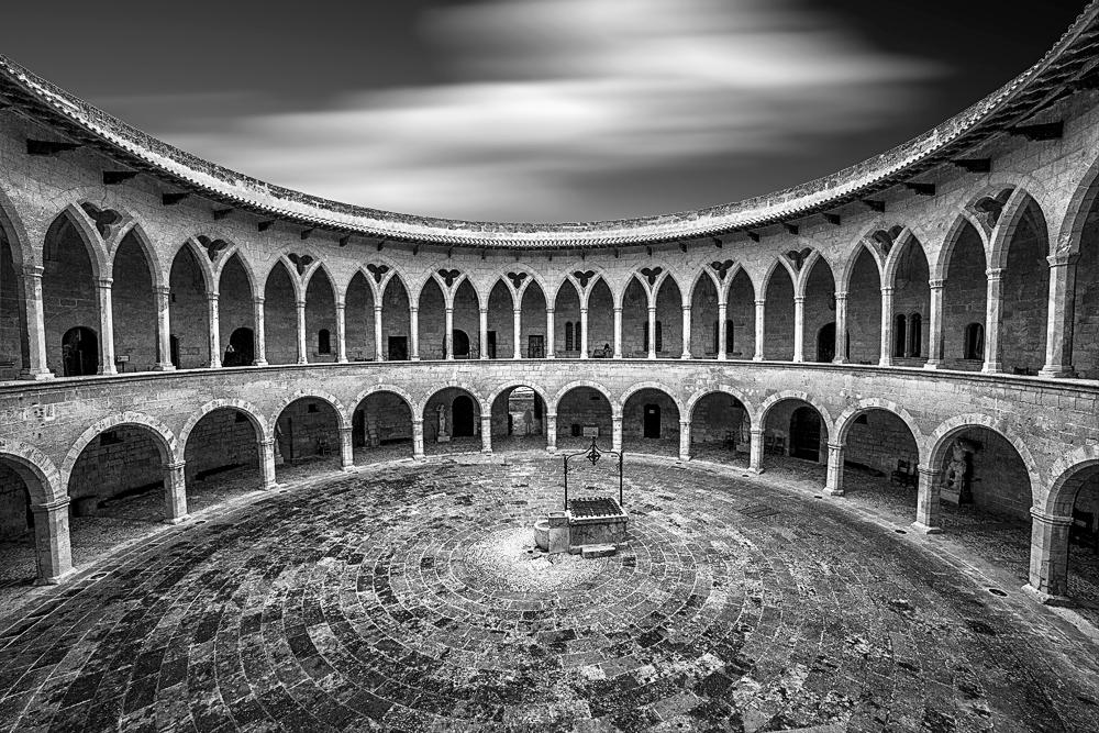 Castell de Bellver, Mallorca