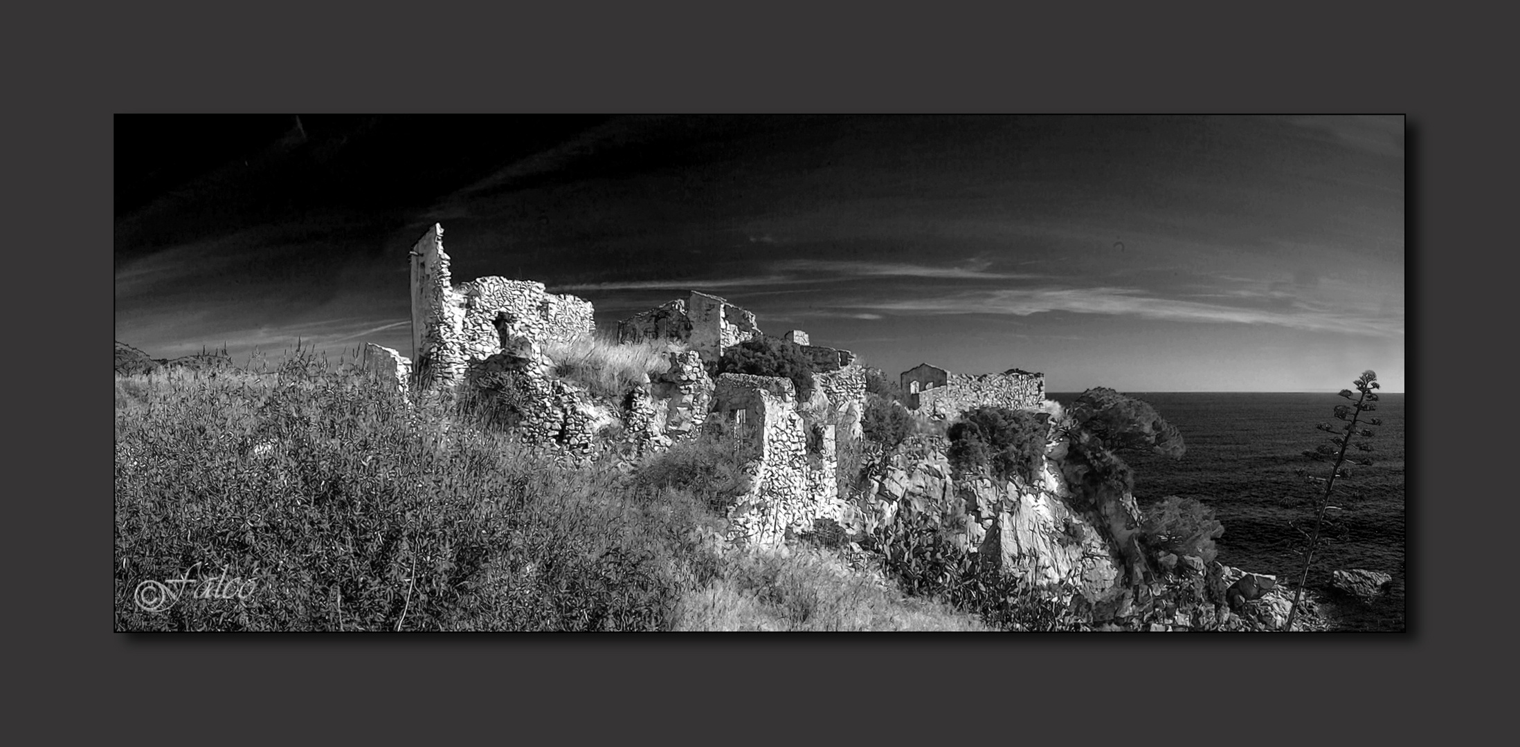 Castell de Sant Esteve de Mar