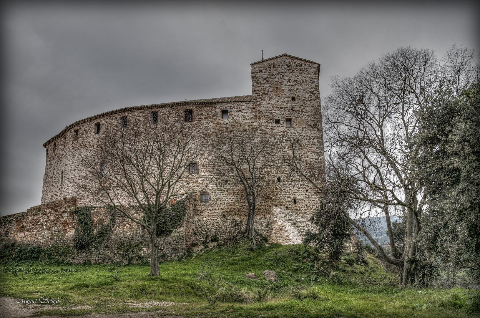 Castell de Sentmenat(Barcelona)