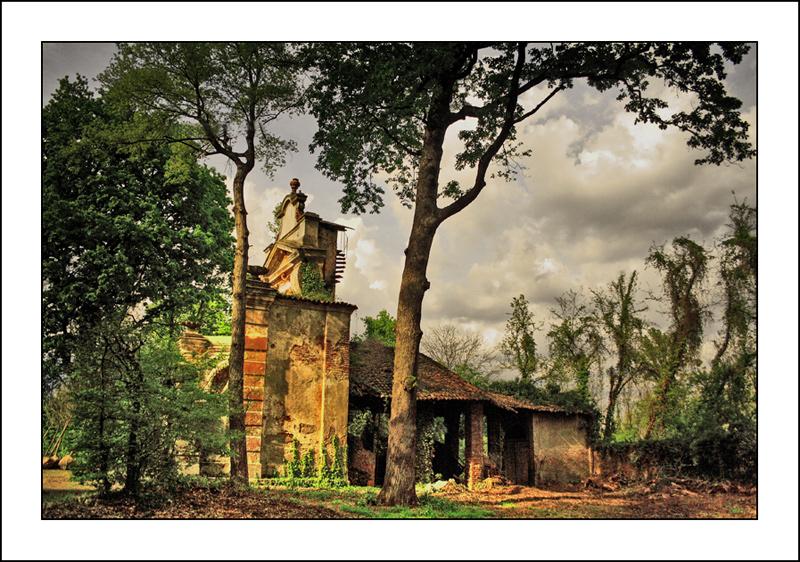 Castellazzo - Il giardino di Daina