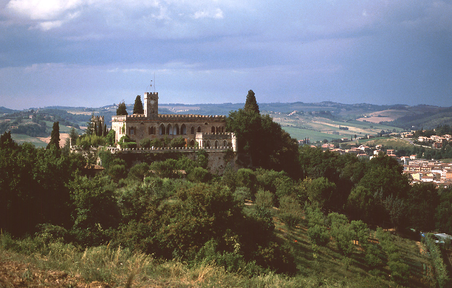 Castello di Badia.......