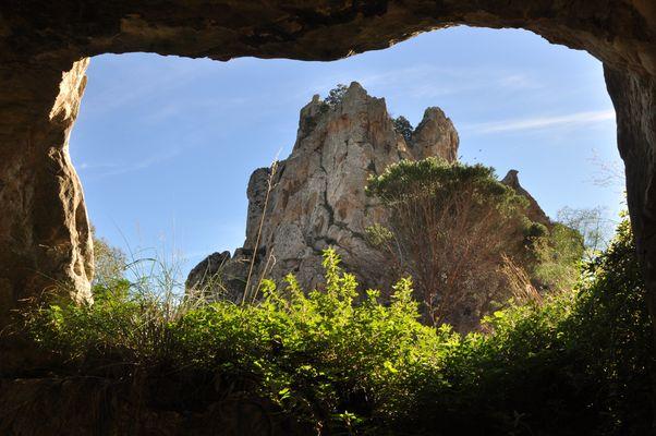Castello di Galaria.