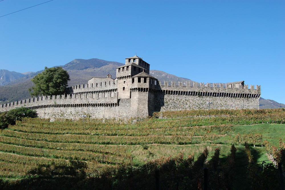 Castello di Svitto