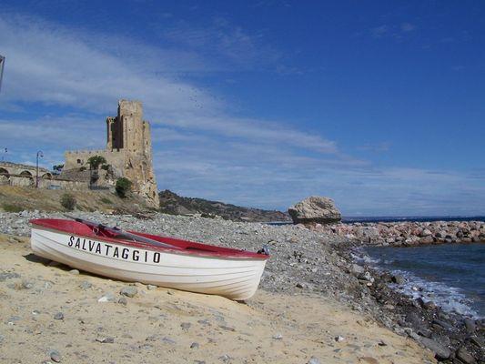 Castello in Roseto Capo Spulico