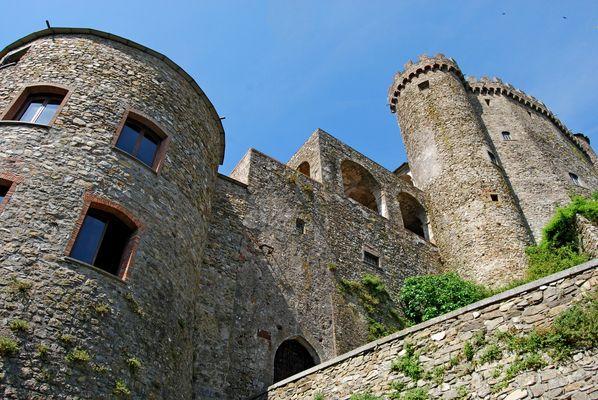 Castello Malaspina Fosdinovo (MS)