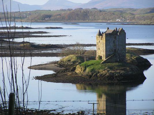 castello scozzese