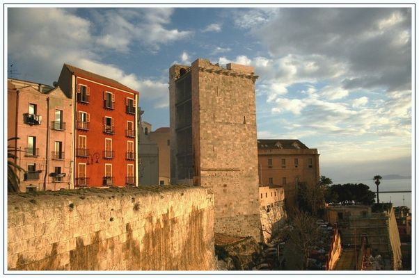 Castello - Torre dell'Elefante
