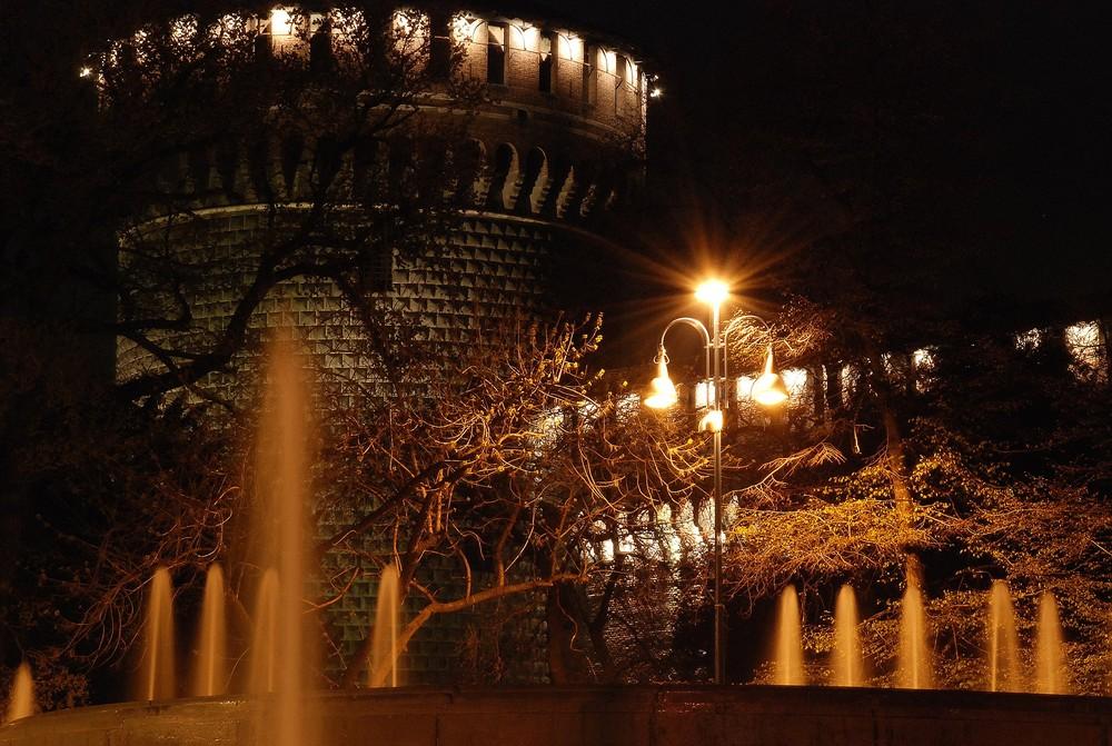 Castello......luci ed ombre.........