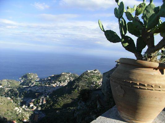 Castelmola/Taormina/Sicilia