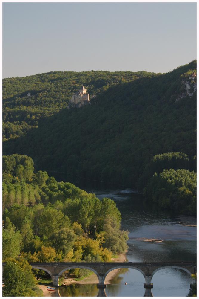Castelnaud & Dordogne