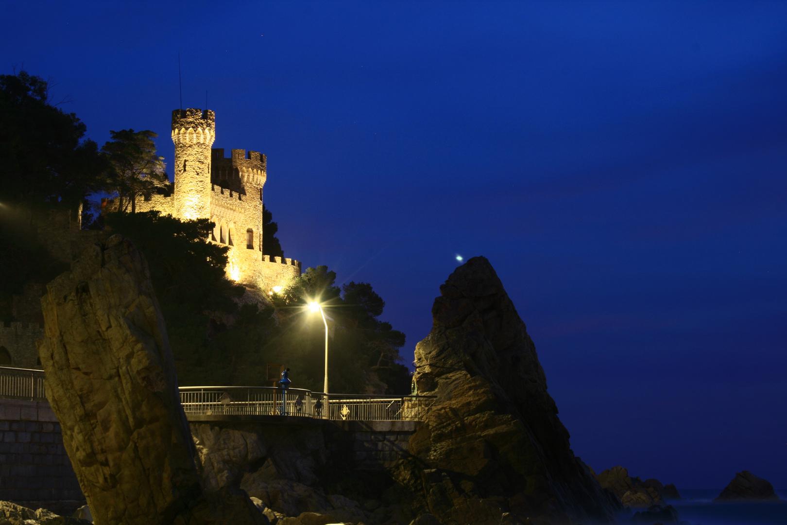 castillo de encanto