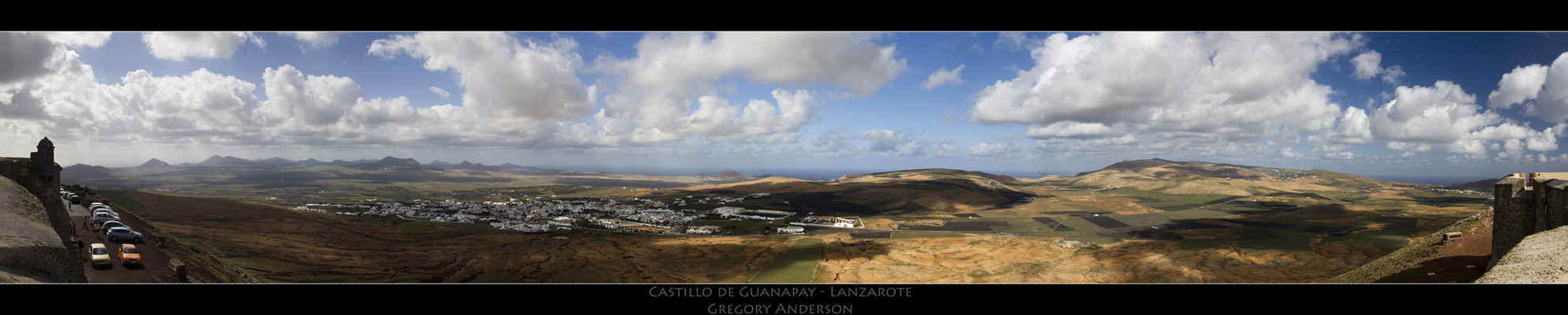 Castillo de Guanapay - Lanzarote