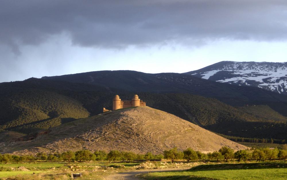Castillo de La Calahorra ( Granada ) 3