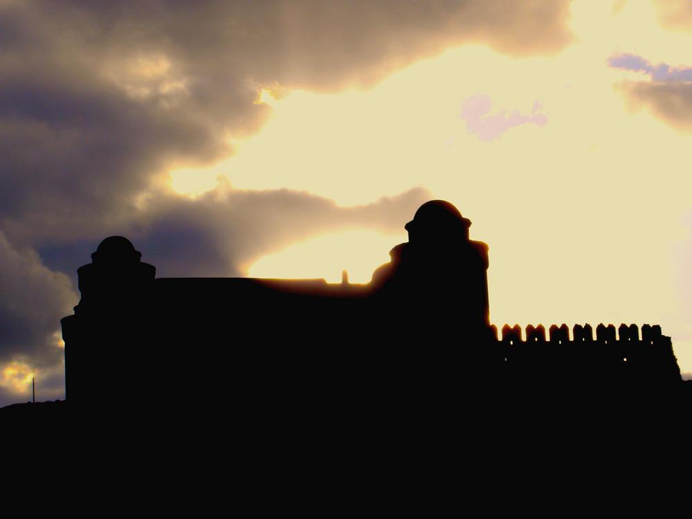Castillo de La Calahorra ( Granada )