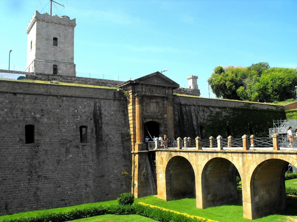 Castillo de Montjuic - Barcelona