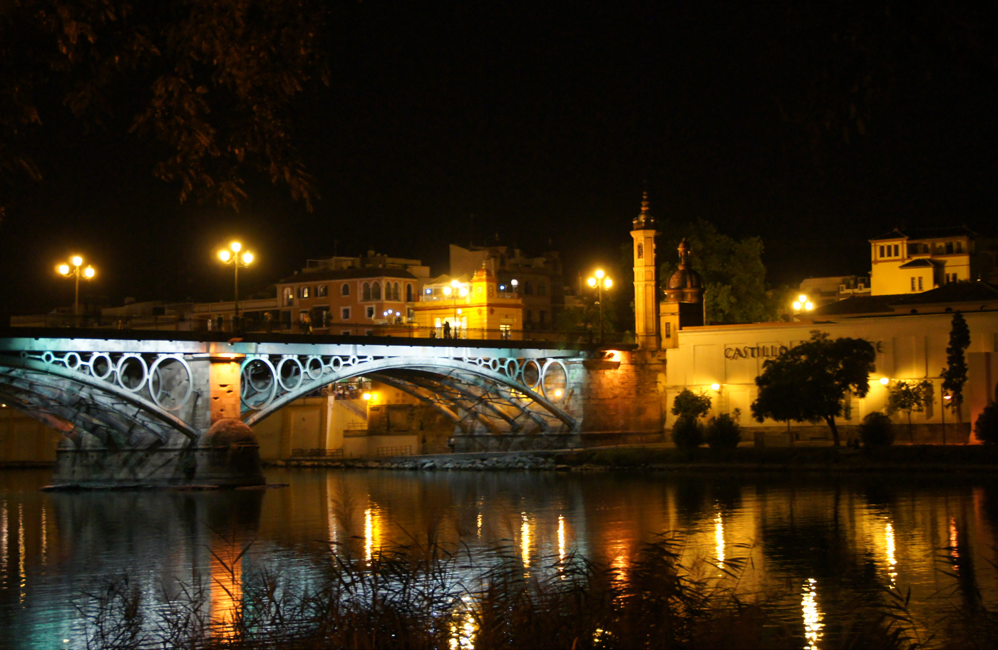 ..Castillo de San Jorge..