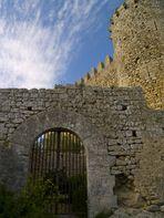 Castillo de Santueri. (Proyecto rincones, fuentes y edicaciones del pasado)