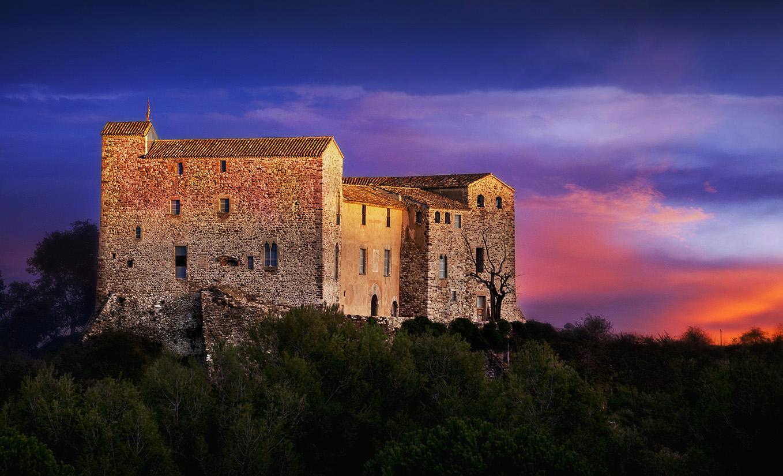 Castillo de Sentmenat ( Catalunya )
