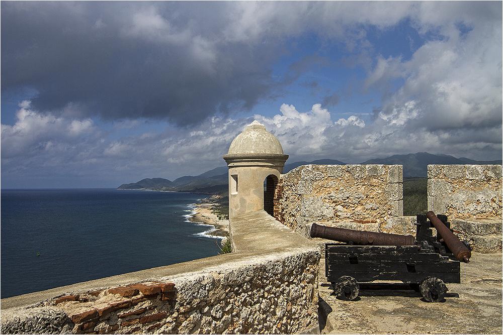 Castillo del Morro San Pedro de la Roca