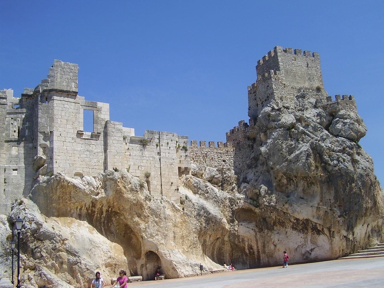 castillo en piedra